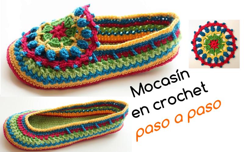 Bolsos Tejidos A Crochet Paso A Paso. Mochilas Y Bolsos Tejidos A ...