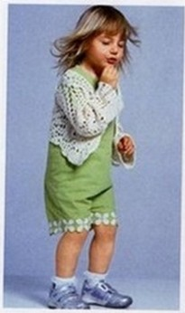 bolero nino crochet (2)