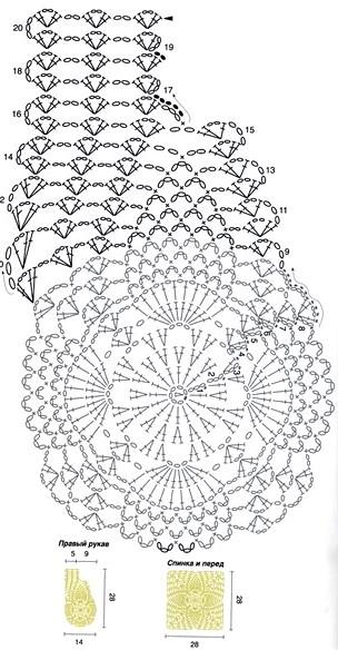bolero nino crochet (3)