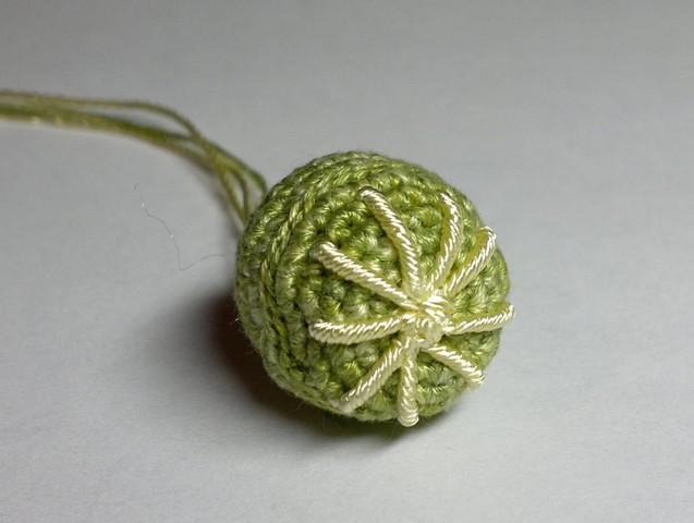 flor en crochet azul (10)