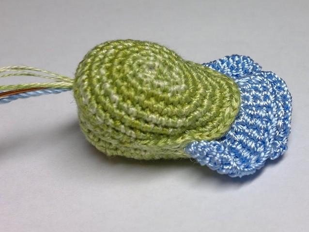 flor en crochet azul (24)