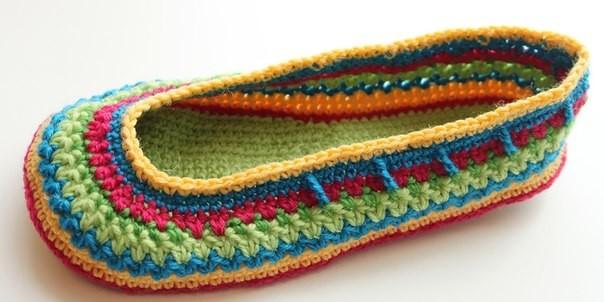 mocasin crochet (10)