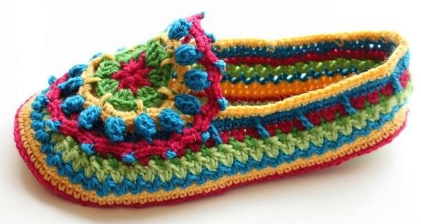 mocasin crochet (5)
