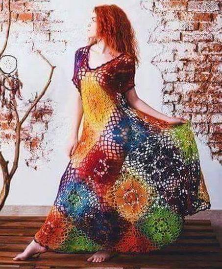 vestido-colorido-de-ganchillo-3