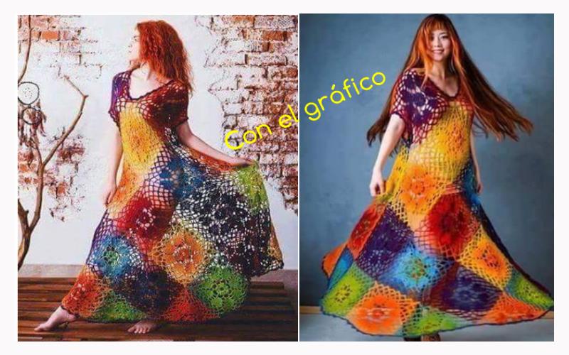 vestido-ganchillo-colorido