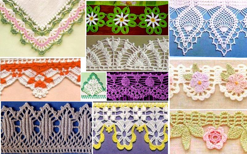 pontillas crochet