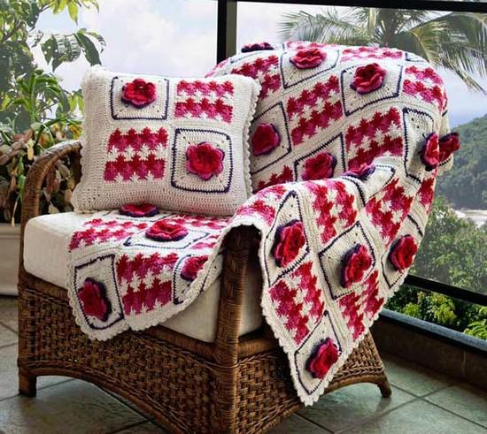 manta-y-almohadon-florales-al-crochet-4