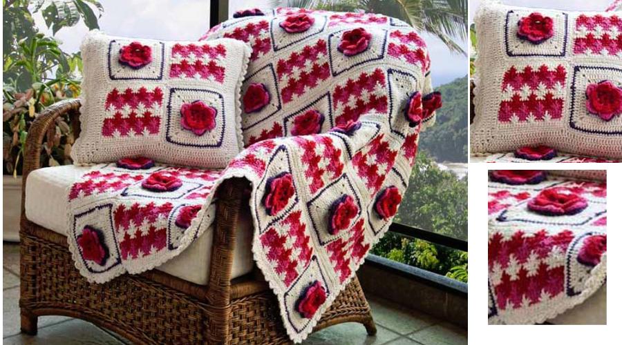manta-y-almohadon-florales-al-crochet-con-patrones