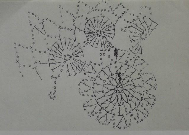 poncho-tejido-en-crochet-con-cuadros-6