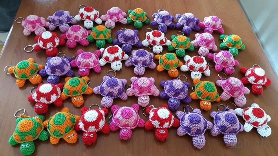 tortugas-en-crochet